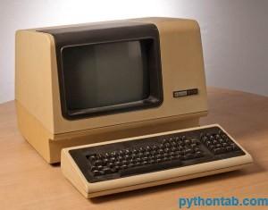 古老的VT100终端