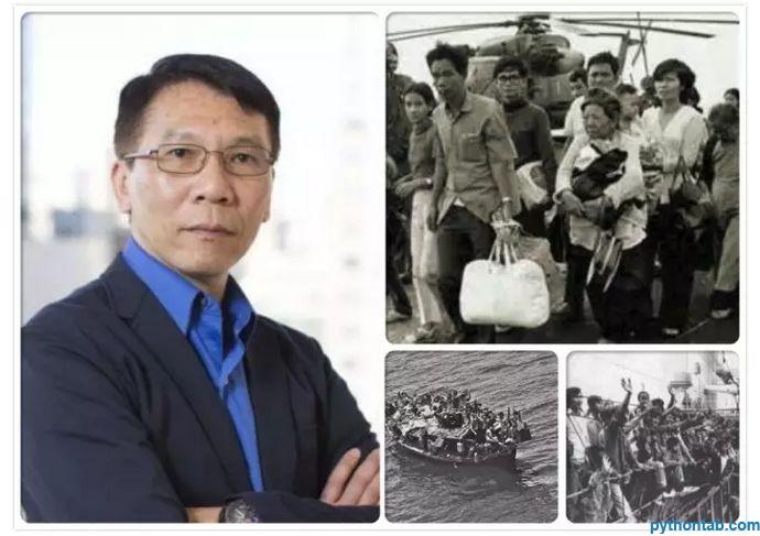 从难民到 Uber 首席技术官:一个亚裔幸存者的故事