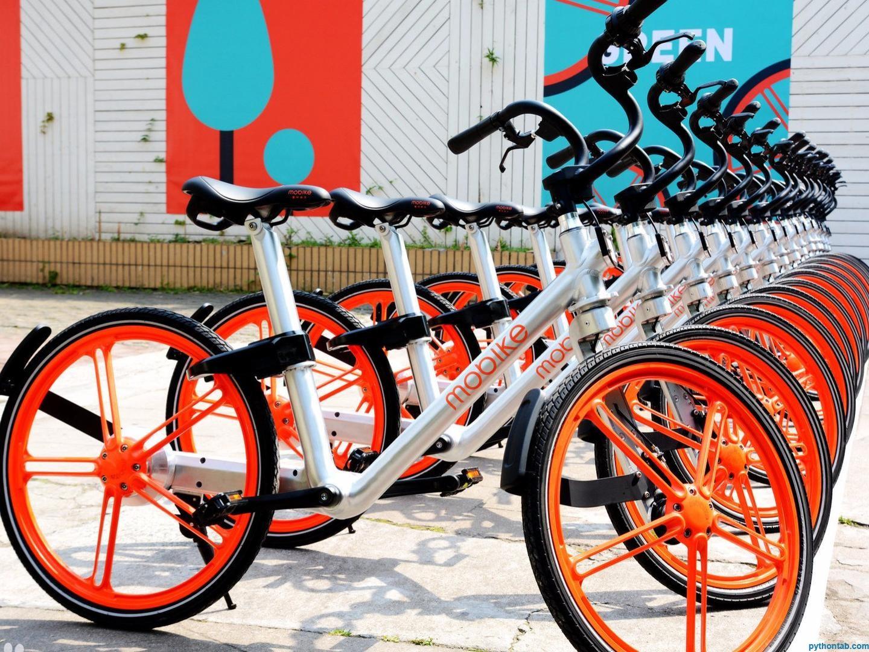 摩拜单车核心数据泄露,赚钱乐观,扩展不易