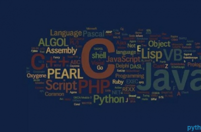 编程语言简史:有人讨厌花括号,于是发明了Python