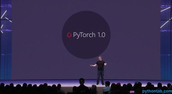 Python AI框架-PyTorch 1.0即将开源