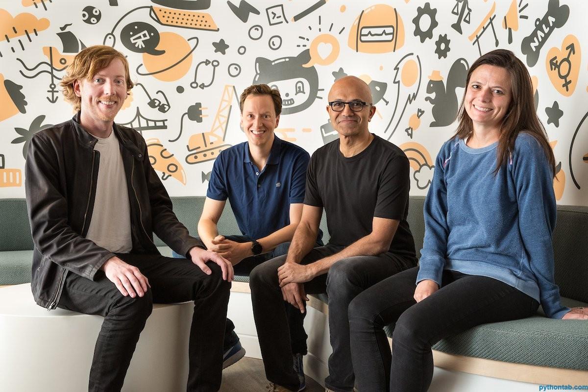 重磅!微软宣布以 75 亿美元收购 GitHub