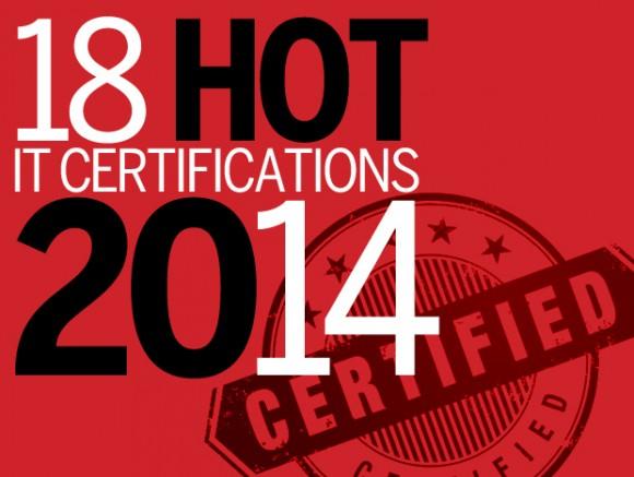 IT certificates